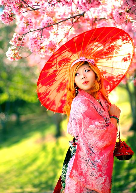 Balboa Park Jul 09, 2008 Sakura Sakura!