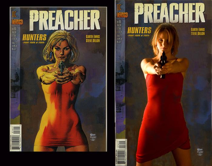 Jul 09, 2008 Ed Vallette Preacher tribute