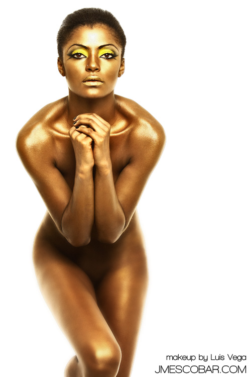 Jul 09, 2008 Make up By Luis Vega Model:Nadine Maxwell Henry