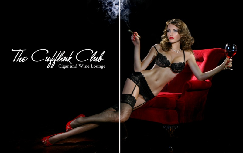 OMP Studios Jul 09, 2008 Peki Fotografi Cigar and Wine Ad