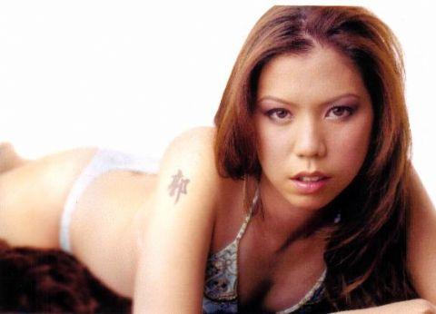 Female model photo shoot of angelene kok in sph