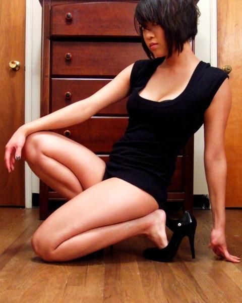 Female model photo shoot of Qiss