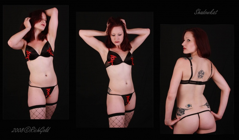Female model photo shoot of ShadowKat by richgold in Hounslow