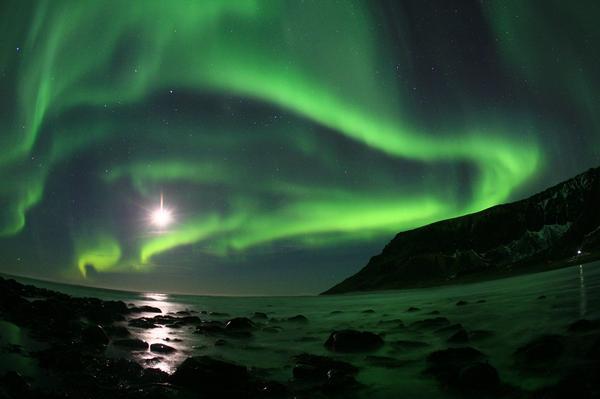 Jul 11, 2008 (C)YAZZY Northern Lights, Norway