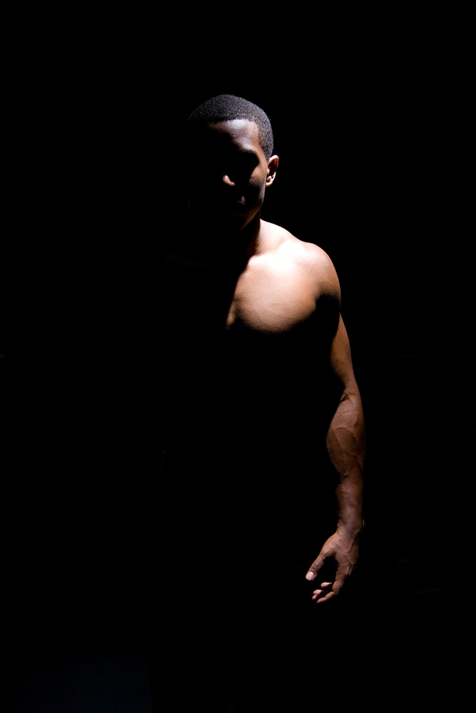 Male model photo shoot of Cory Streets by JamesAlan Photography