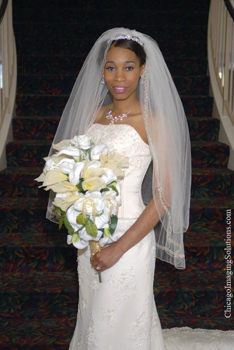 Milwaukee, USA Jul 12, 2008 ChicagoImagingSolutions.com The Beautiful Bride