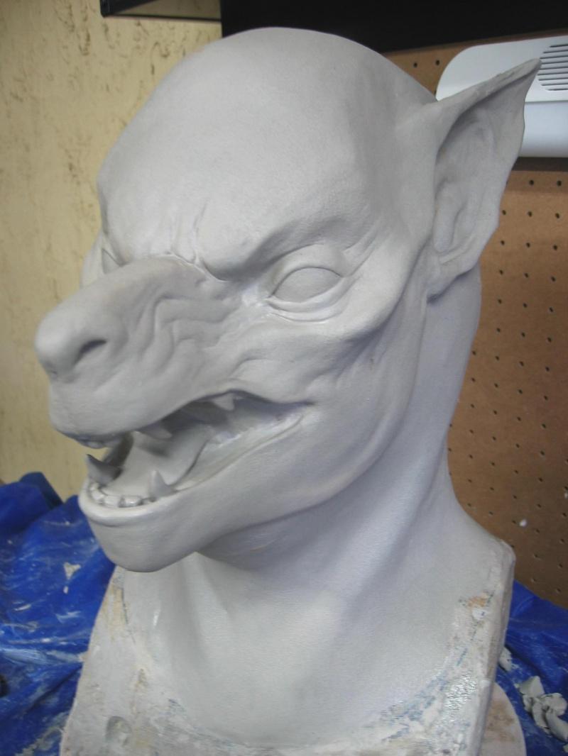 Jul 13, 2008 Wearwolf sculpt.