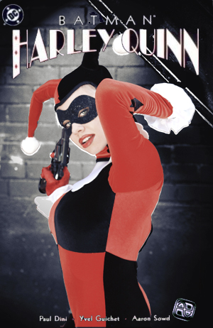 Gotham City Jul 14, 2008 Photographer: Mike Herrera / Edit: FLuX INduStRiEs Harley Quinn