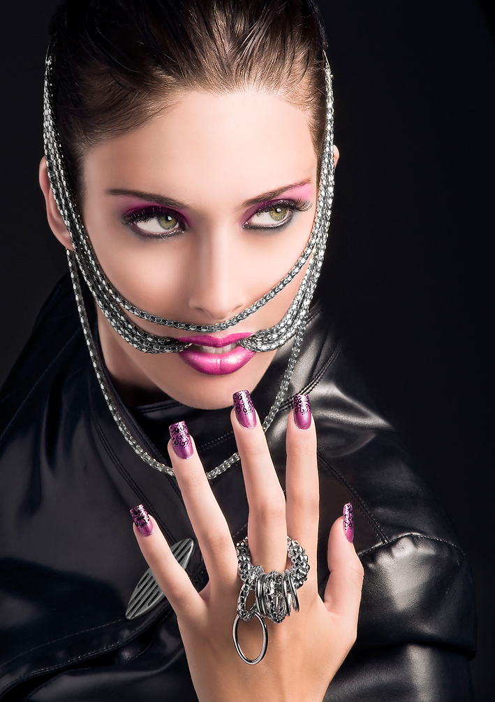 Jul 14, 2008 Styling / AD / Retouch : Myself Cyborg beauty