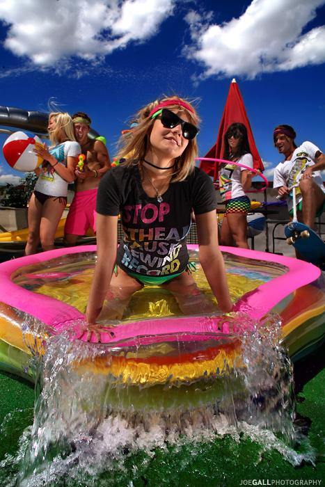 Angela McBrides Roof. Jul 14, 2008 Myspace.com/joegallphotography Stheart Clothing Summer Line. Model- Leah McCarroll.