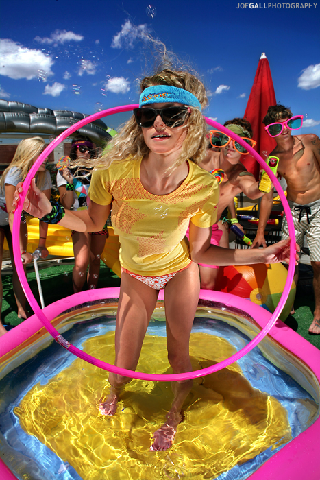 Angela McBrides Roof. Jul 14, 2008 Myspace.com/joegallphotography Stheart Clothing Summer Line. Model- Channing Pierce.