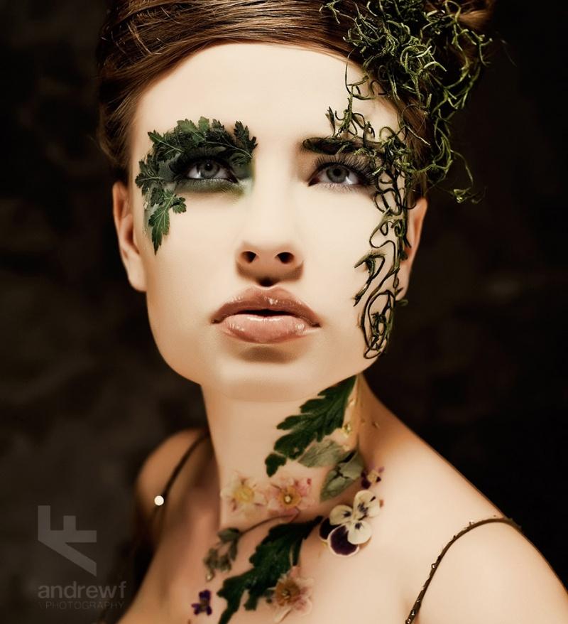 Jul 14, 2008 Andrew Farrington Botanical - Model: Anastasiya @ Nemesis