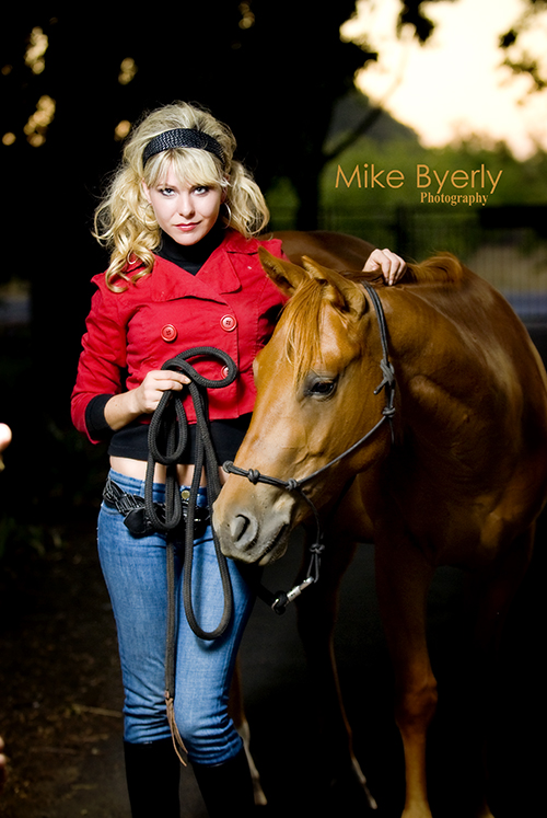 Sweet Horse Ranch, Manteca Jul 14, 2008 Mike Byerly