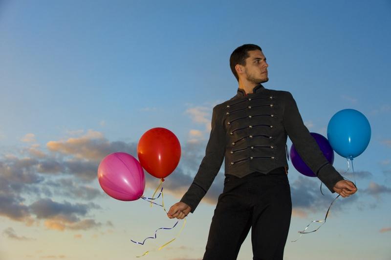 Male model photo shoot of Charlie Hyland in Santa Barbara, CA