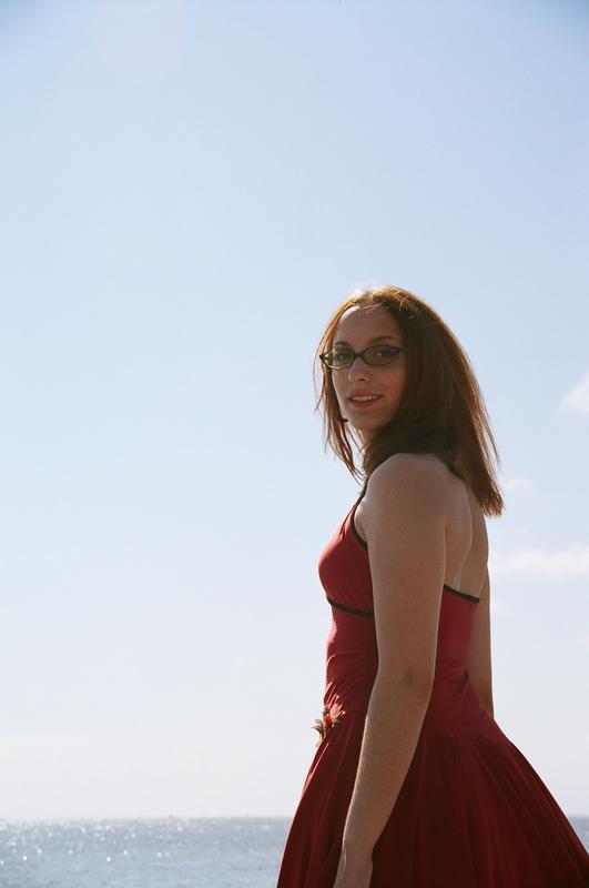 Female model photo shoot of Meris