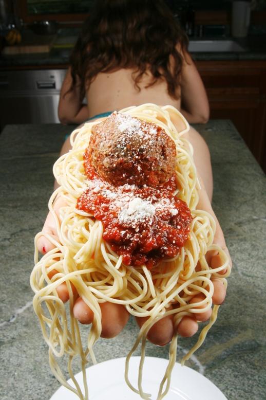 Walnut Creek, CA Jul 16, 2008 IBY Studios Spaghetti and Meatball