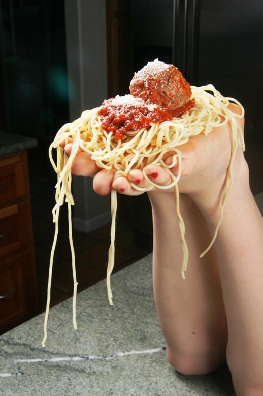 Walnut Creek, CA Jul 16, 2008 IBY Studios Spaghetti and Meatball 2