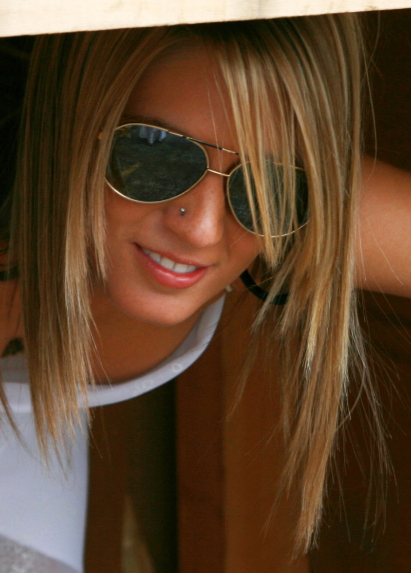 Female model photo shoot of Alyssa AC