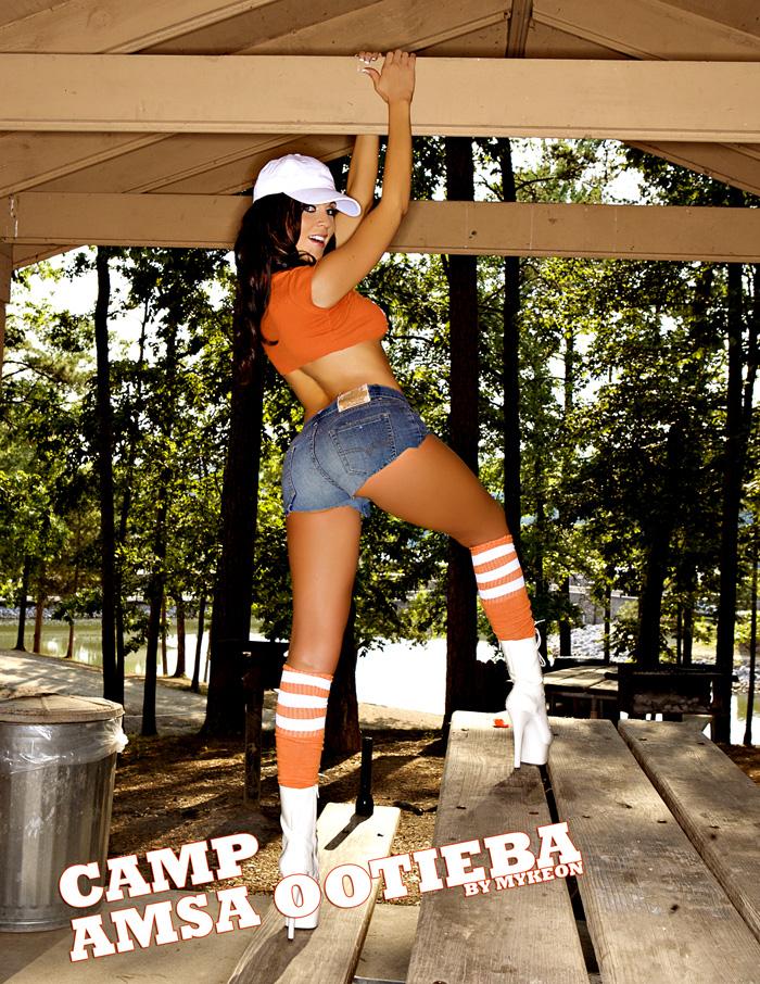 Oak Mtn State Park Alabama Jul 17, 2008 Mykeon- Photographer, MUA- Erica Mac Makeup, Wardrobe Stylist- Myself Maxim Style Camp Instructor