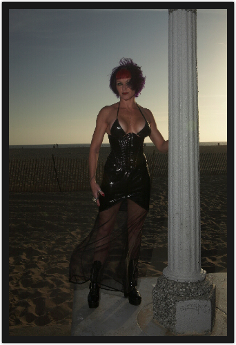 SM Beach Jul 17, 2008 JS Argyle Darkness comes......