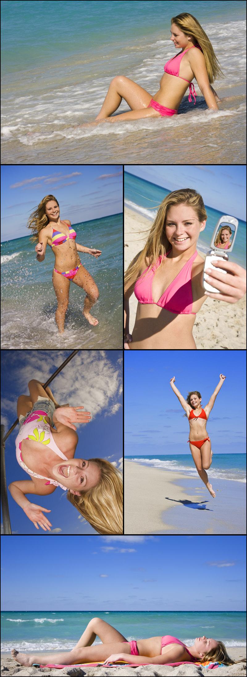Miami, Fl Jul 17, 2008 David N Davis south beach