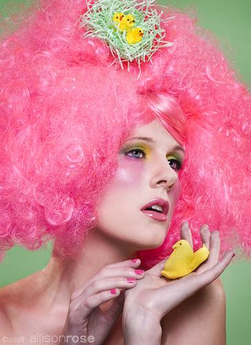 Jul 18, 2008 Allison Rose 2008  Makeup Artist: Lindze Merrit