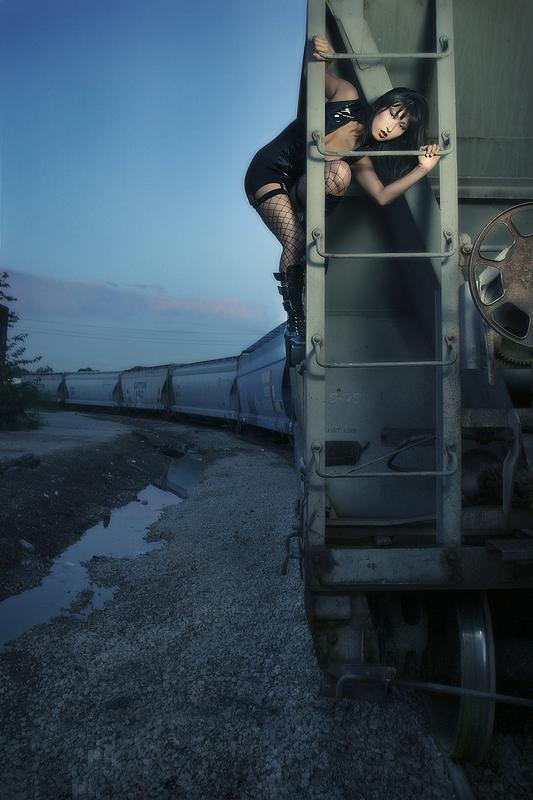 Near Picnicland Jul 19, 2008 2008 LITHIUM PICNIC studio Night Train (Ari)