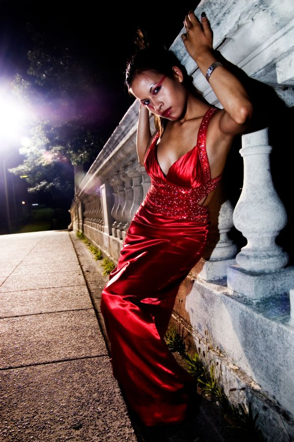 Jul 20, 2008 Aram O Photography Lady in red ;) makeup by me