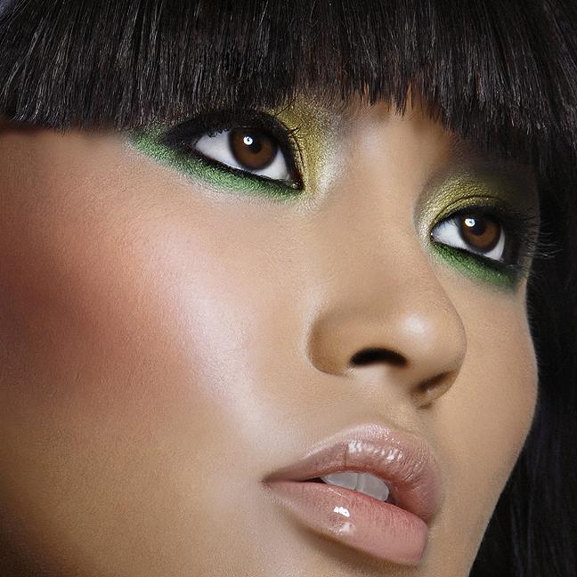 Female model photo shoot of Nic Bri by Itaysha, hair styled by tetsuya  yokozuka, makeup by sophie ono