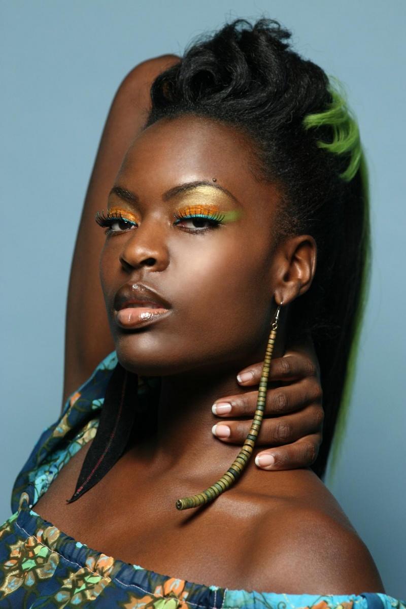 Jul 21, 2008 FaceCanvas Inc./The ArtofYou Photography Sherbert Goddess
