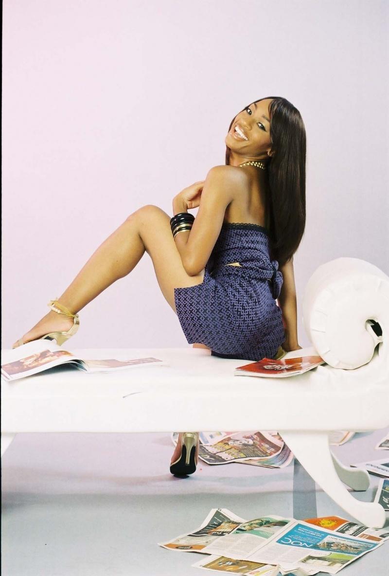 Female model photo shoot of Jade Greene by kevin stewart in ATL,GA, makeup by Keya