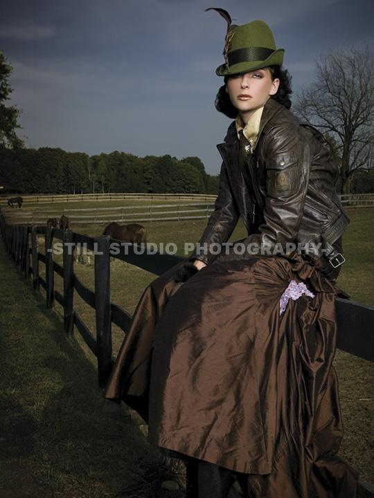 Horse Ranch Jul 21, 2008 Still Studio Photography Magazine Editorial