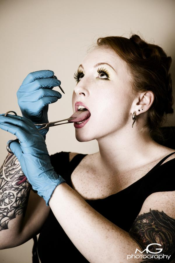 Lasting Impressions Tattoo Jul 22, 2008 MG Photography 2008 Self Piercing