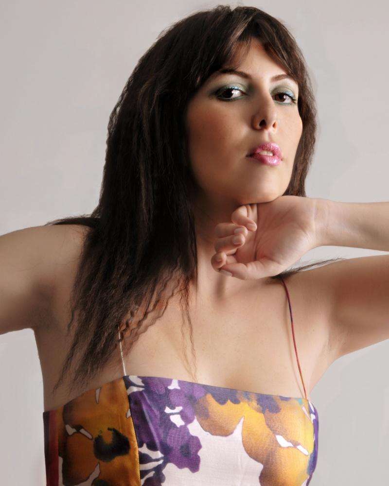 Female model photo shoot of ayistanbul in Istanbul, Turkey