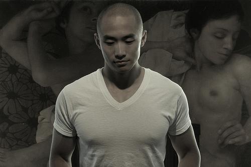 Male model photo shoot of Lucong in Denver
