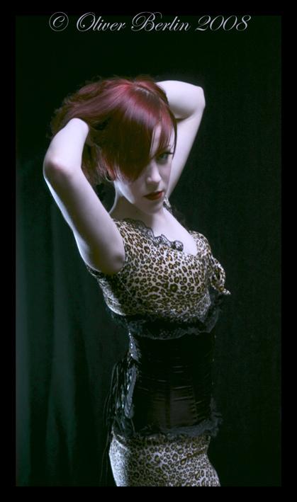 Female model photo shoot of Holly Von Sinn in Sydney