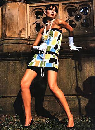 New York City Jul 24, 2008 Eddy Jean Brazilian_Model