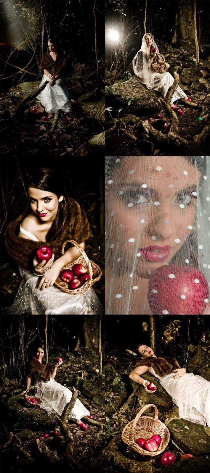 Queensland Jul 24, 2008 Post Lenses Snow White