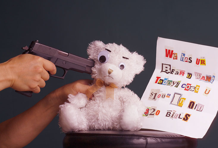 Unknown Jul 26, 2008 2008 Lost Bear, Inc. (Leonard Gee), All rights reserved Waa, waa dis? No! No shoot Bear! Halp!