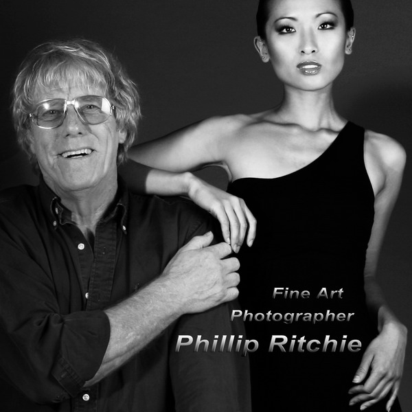 my studio Costa Mesa CA Jul 27, 2008 phillip ritchie my muse and I ,a very special model not on MM  models makeup and styling  Edie and her help in makeing me smile
