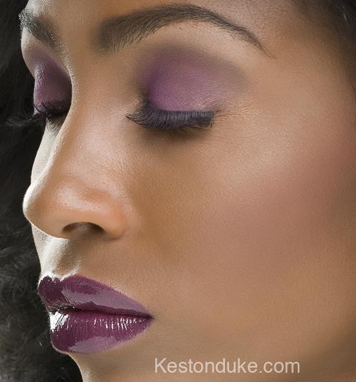 Brooklyn Jul 29, 2008 Studio1017_keston duke Hair: Lawanda Pierre  Model: Destiny Brown  Mua: Nicole Williams