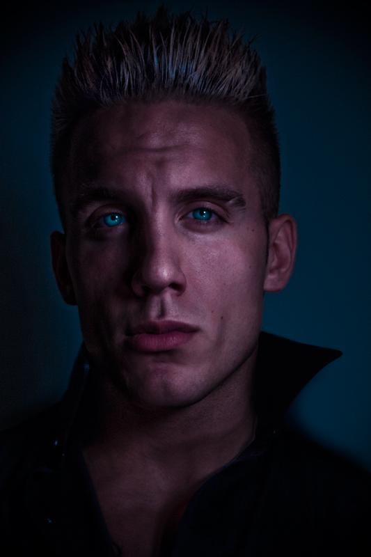 Male model photo shoot of Jonny Cured in NH