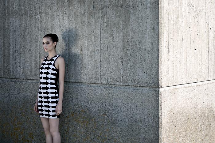 Female model photo shoot of Ksenija