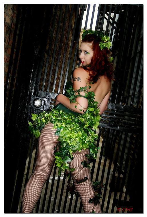 Gotham City Jul 30, 2008 Poison Ivy