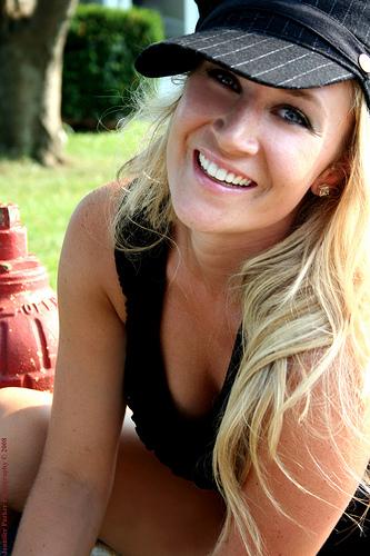 Female model photo shoot of Meredith Alexandra B