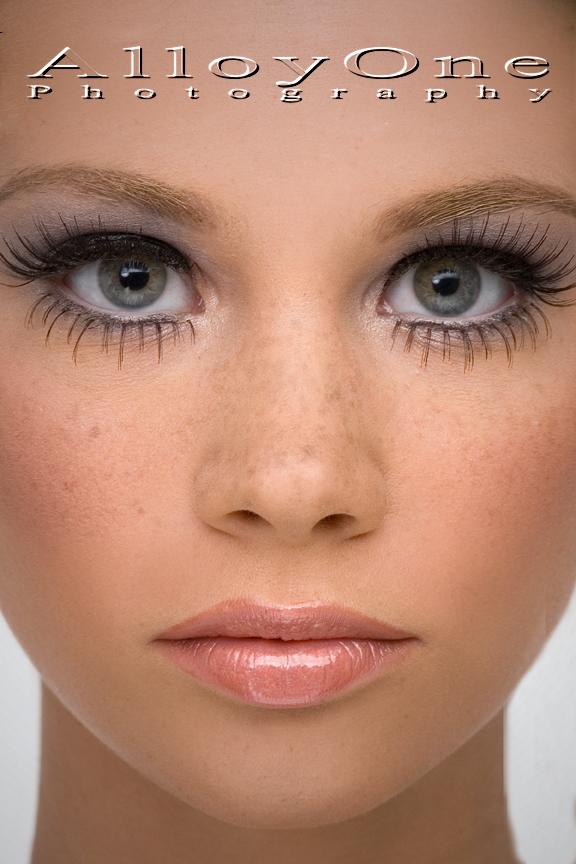 Female model photo shoot of Brittney_Leigh by AlloyOne  Photography in JWJ Studio, Atlanta, Ga, makeup by Stephanie Dawn Beauty