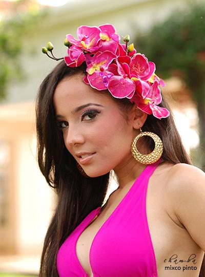 EL SALVADOR Aug 02, 2008 chamba mixco pinto  CESARINA ARIAS ( REPUBLICA DOMINICANA )