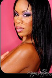 Female model photo shoot of Morgan T