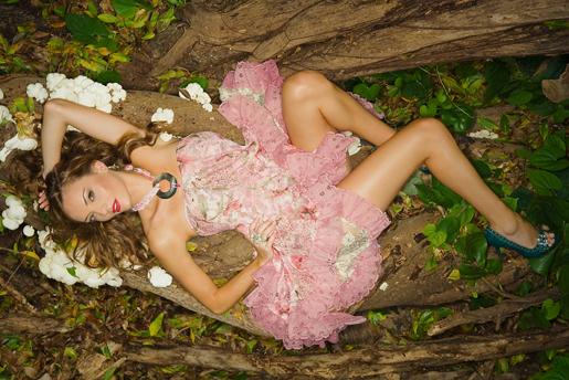 tye Studios Aug 04, 2008 photographer Andre Rowe Makeup/Hair MJS Makeup Model Jocelyn Binder