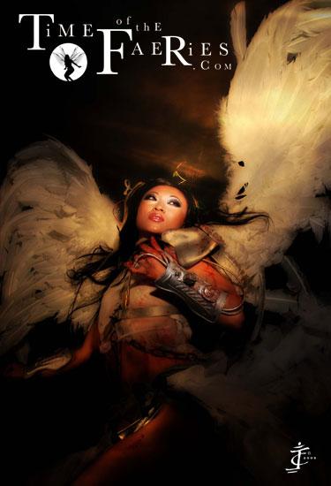 L. A. Aug 04, 2008 J. Corsentino Battle Angel